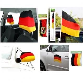 Alles Fürs Auto Deutschland Fan Artikel Dekoration Party WM+EM Auswahl