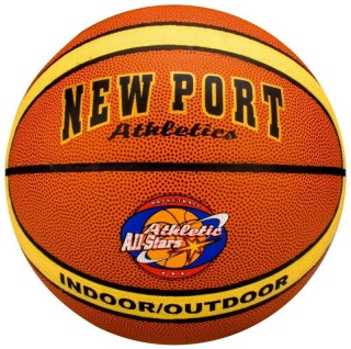 BASKETBALL LAMINIERT ? ATHLETIC ? New Port® - Kunstleder