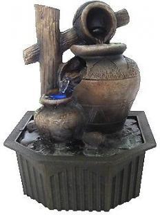 Zimmerbrunnen Deko-Brunnen Luftbefeuchter Feng Shui 574