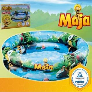 Biene Maja Baby Pool 74x18 cm Planschbecken Schwimmbecken Kinderpool Babypool
