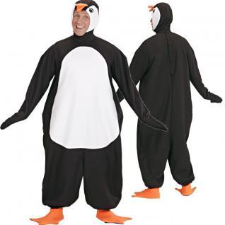 PINGUIN Kostüm Unisex Karneval Fasching Verkleidung Kostüm 46 48 50 52 54 56