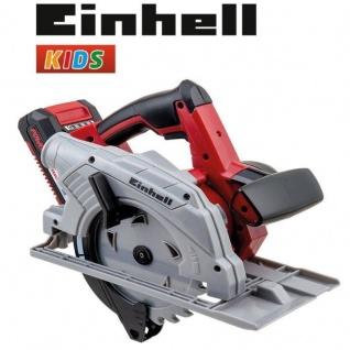 EINHELL Kinder Werkzeug Akku Handkreissäge Säge Kreissäge Spielwerkzeug 41763
