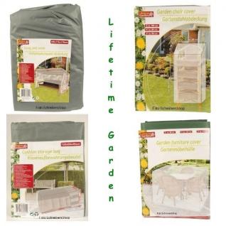 Lifetime Schutzhaube Schutzhülle Tragetasche Anthrazit Gartenmöbel Auswahl