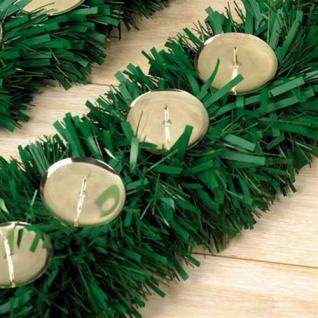 4er SET ADVENTSKERZEN Adventskerzenhalter Halter 6 cm Kerzenhalter Advent Kerzen