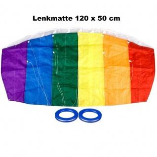 HQ Lenkdrachen Lenkmatte Drachen - Dragon Fly - 1.2 Magic 120 x 50 cm