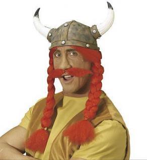 OBELIX ASTERIX HUT Latex Karneval Gallier Fasching Römer Helm