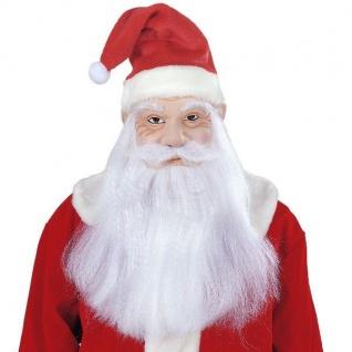 Noel WEIHNACHTSMANN MASKE exclusive Nikolausmaske Nikolaus Santa Claus #1532