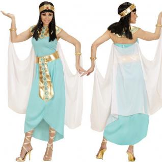 Pharaonin Cleopatra Ägyptische Königin Damen Kostüm NEU Karneval Fasching S - XL