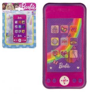 Barbie Smartphone Handy mit Sound Dreamtopia Kinder Telefon Lern Spielzeug