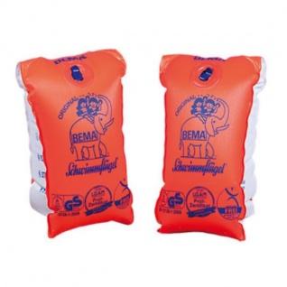 Kinder Schwimmflugel BEMA Schwimmlernhilfe Gr. 0 für 1-6 Jahre 11-30 Kg