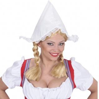 FRAU ANTJE HOLLAND HAUBE Hut Mütze Kopfbedeckung Karneval Fasching '#85r