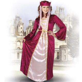 Renaissance Queen Königin Kleid Damen Kostüm Größe 40-42 Karneval 83579