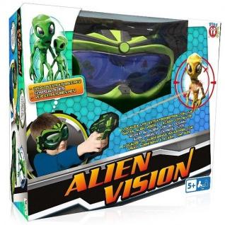 IMC ALIEN VISION Spiel - Jagd Invasion mit Virtual Reality-Brille - ab 5 Jahre