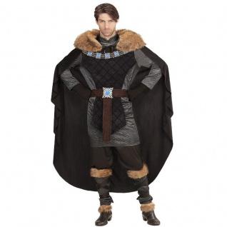 Adeliger Prinz Gr. XL 54/56 Mittelalter Kelten Herren Kostüm Game of Thrones #47 - Vorschau