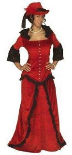 WESTERN LADY KOSTÜM Gr. L 42 44 Fasching Damen Kostüm Cowgirl Cowboy