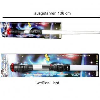2 x Laserschwert Lichtschwert - Sound/Licht/Vibration (108 cm) Star wars