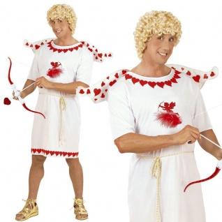 Liebesbote Glücksbote Amor Engel Herren Kostüm Gr. XL (54) Karneval Fasching NEU