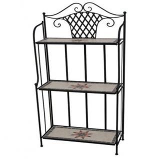 gartenregal eisen g nstig online kaufen bei yatego. Black Bedroom Furniture Sets. Home Design Ideas