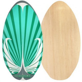 "SKIM BOARD 41"" 104cm HAWAII Skimboard -Ideal für Fluss, See oder Meer"