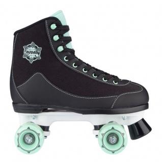 Rollschuhe Rollerskates Roller Skates Leder Rambling Mint - Modell 2018 NEU