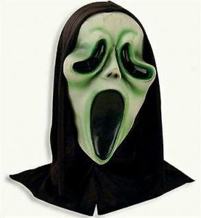 Geistermaske Geisterhaube Halloween Karneval Fasching 60751