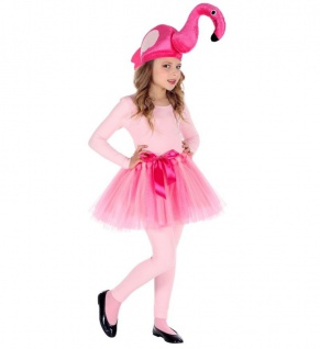 Süßes Flamingo Kinder Dress-up Set 2-teilig für Mädchen 3 -4 Jahre Gr.110 #6535