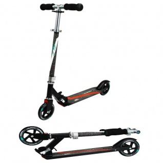 Cityroller Scooter Klapproller Faltroller 125mm mit ABEC 5 Kugellager Roller