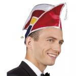 Komitee-Mütze - Prunkmütze Sitzungs-Mütze Komiteemütze Elferrat - Karneval #001