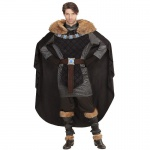 Adeliger Prinz Gr. L (52) Mittelalter Kelten Herren Kostüm of Thrones #1473