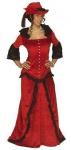 WESTERN LADY KOSTÜM 34/36 (S) Fasching Damen Kostüm Cowgirl Cowboy