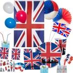 Großbritannien - England UK - GB London United Kingdom Party Deko RIESEN AUSWAHL
