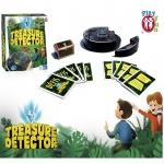 IMC Toys 95182 Treasure Detector, Aktionspiel elektronische Schatzsuche