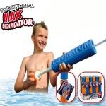 MAX LIQUIDATOR Wasserkanone Schaumstoff Wasserpistole ELIMINATOR 32cm Spritzpis