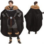 Mittelalter Adeliger Prinz Herren Kostüm Kelten König Ritter Game of Thrones
