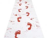 blutiger Teppich für Halloween Party Deko Läufer Zombies Horror 4, 50m x 0, 60 cm