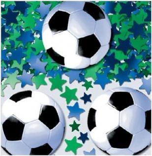 Fußball Party Deko Kinder Geburtstag, Teller Becher Tischdecken Kaskaden AUSWAHL - Vorschau 2