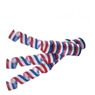 USA+Amerika Stars & Stripes Geschirr Party Deko US Mottoparty Amerikaparty - Vorschau 2