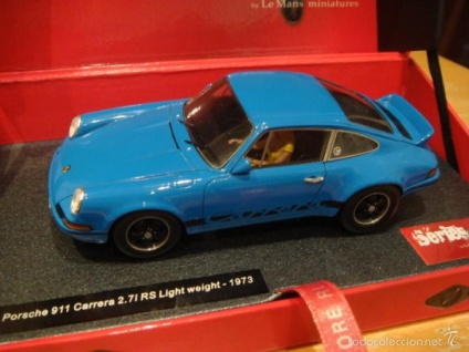 Le Mans Porsche 911 Carrera 2, 7 RS Light weight 1973