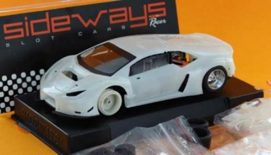 Sideways Bausatz LB GT3 White Kit SWCAR01K