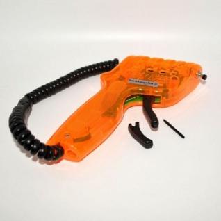FS Carrera Digital Regler SpeedFlow Orange m. Ein- u. Zweifingertriggerhebel