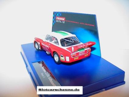 Carrera Digital 132 Alfa Romeo GTA Silhouette Slotcar 1:32 30647 - Vorschau 3