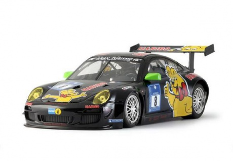 NSR Porsche 997 24h Nürburgring Haribo Slotcar 1:32 Art 00021