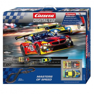 Carrera Digital 132 Master of Speed 30174