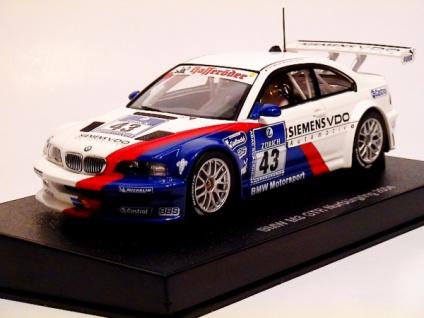 BMW M3 von AUTOart Slotcars 1:32