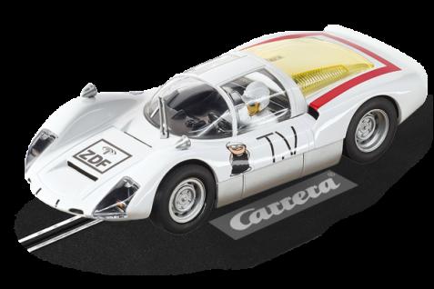 Carrera Digital 124 Porsche Carrera 6 TV 1967 23874