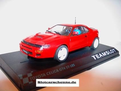 Toyota Celica GT4 ST-185 Slotcar 1:32 von TEAMSLOT Art. 11701