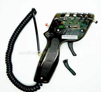 FS Carrera Digital Regler SpeedFlow Schwarz m. Ein- u. Zweifingertriggerhebel