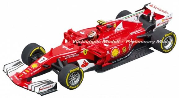 Carrera Digital 132 Ferrari SF70H K. Räikkönen Nr. 7 30843