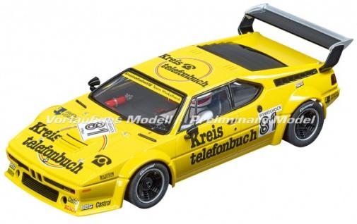 Carrera Digital 124 BMW M1 Procar Team Winkelhock Nr 81 1979 23855