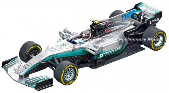 Carrera Digital 132 Mrecedes F1 W08 EQ Power+ V. Bottas Nr. 77 30841